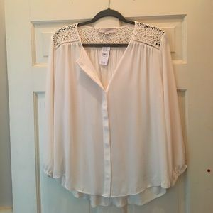 LOFT Blouse New With Tags
